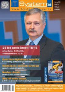 IT SYSTEMS 5/2020 - obchodní ředitel TD-IS Ing. Jiří Růžička